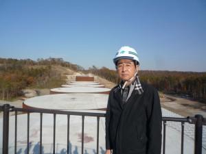 覚生川1号砂防堰堤