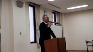 農政懇談会主催の石井先生